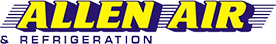 Allen Air & Refrigeration Logo