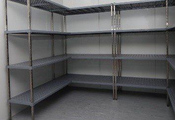 cool room removable shelves - Allen Air & Refrigeration