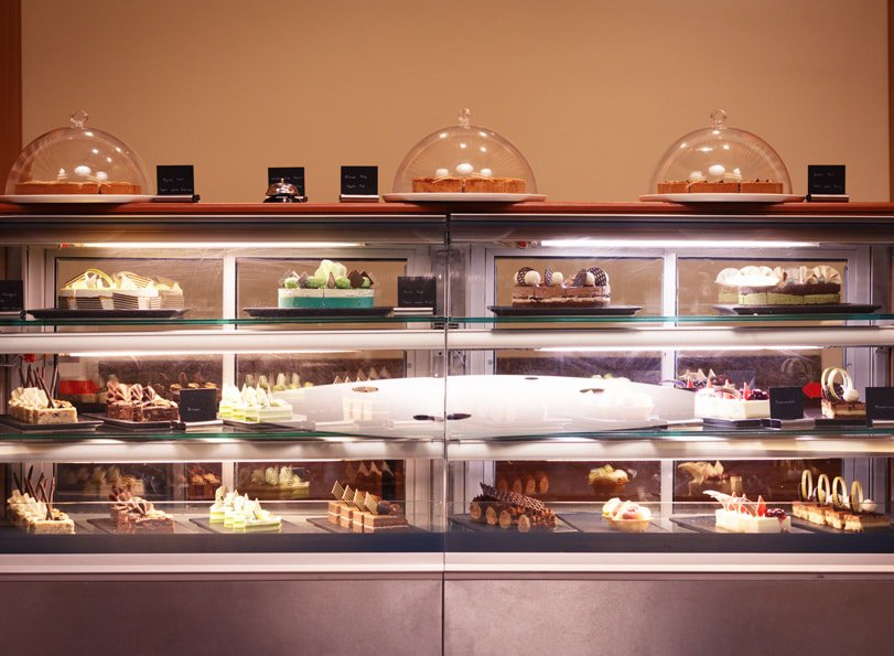 Huge Commercial Cake Display Fridges Perth - Allen Air & Refrigeration